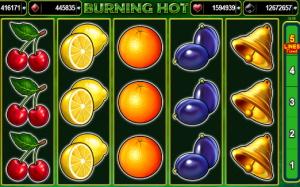 Burning Hot Slot