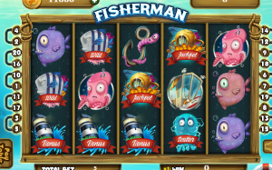 Fisherman Slot